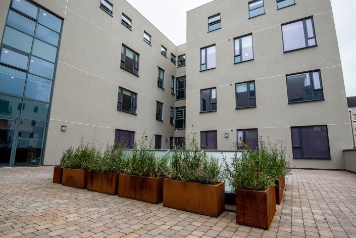 Hatch Student Accommodation Cork City electric heaters image 16