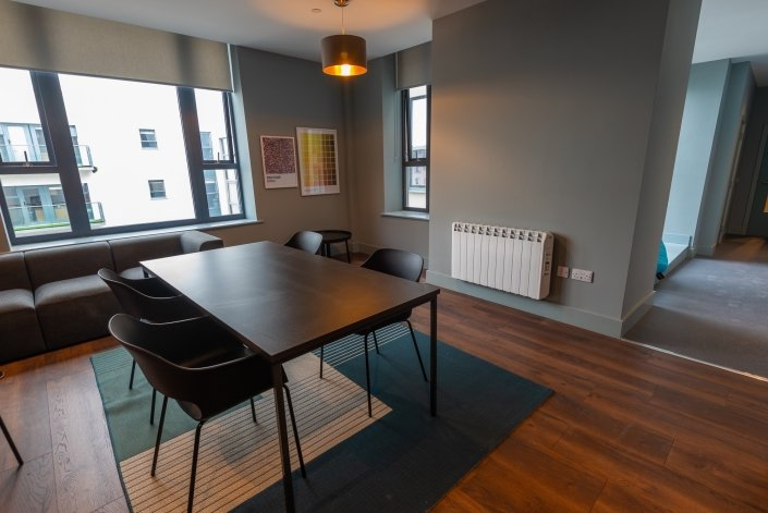 Hatch Student Accommodation Cork City electric heaters image 08