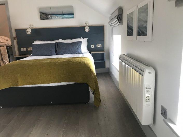 Baginbun Lodge electric heaters installation 15