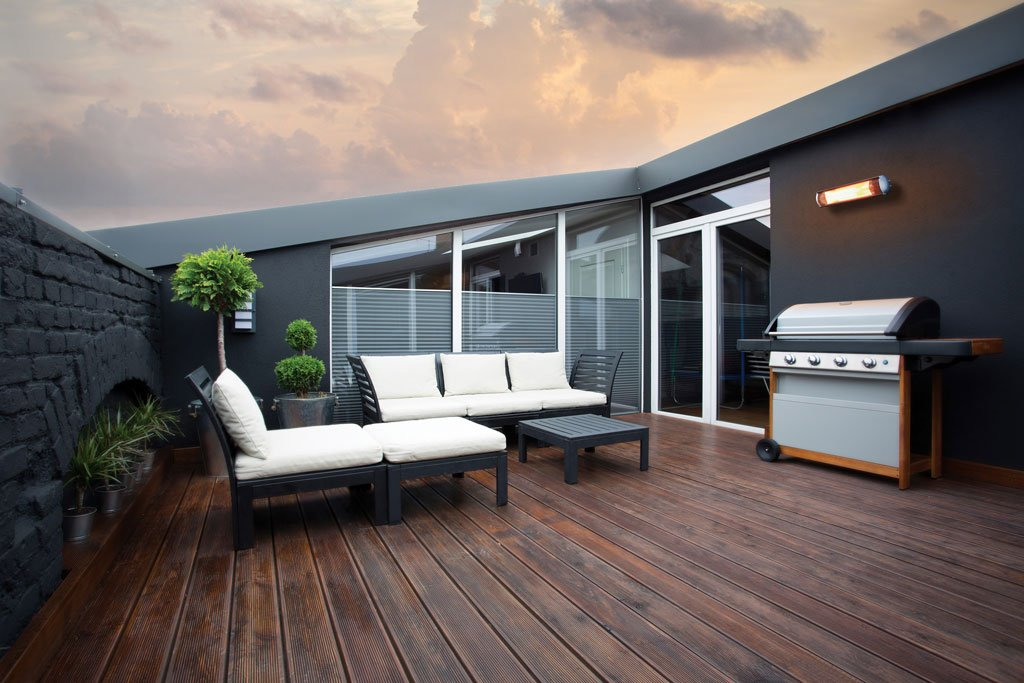 Ideal Infrared Patio Heaters Ireland Feel The Difference